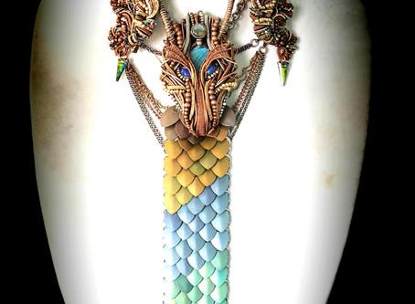 2020 Dragon Tie