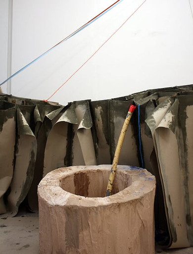 Emily Motto, Holdfast, Chalton Gallery, December 2018, Courtesy the Artist
