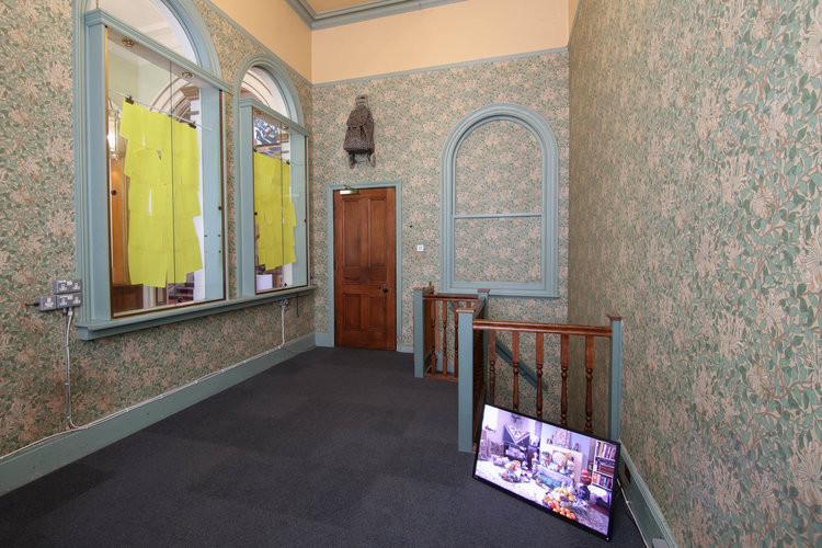 Abbas Zahedi, MANNA 2.0, Wolverhampton Art Gallery, Feb - Apr 2018, installation view, photo courtesy the Artist