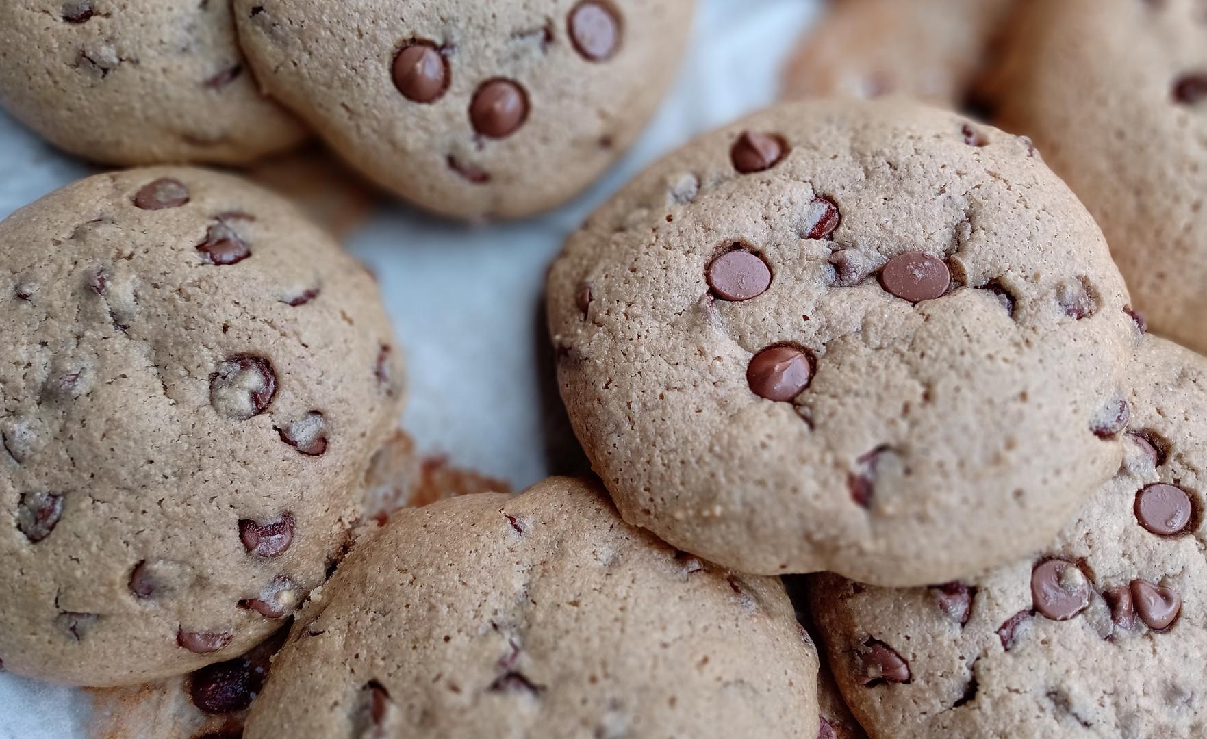 COD 9CFA | Cookies de farinha de aveia