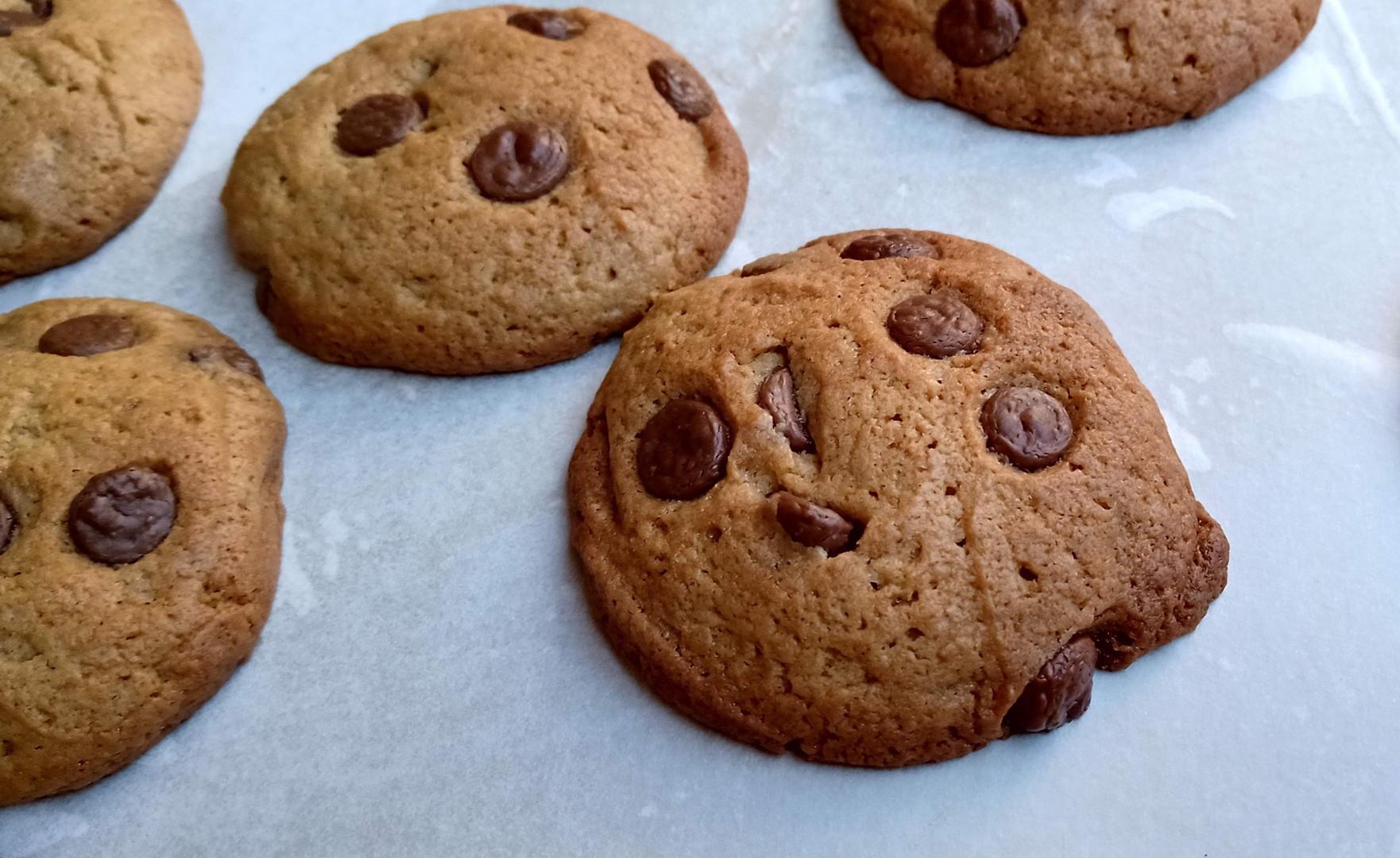 COD 9CFT | Cookies de farinha de trigo
