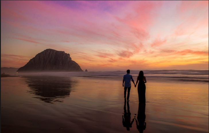 morro bay couple