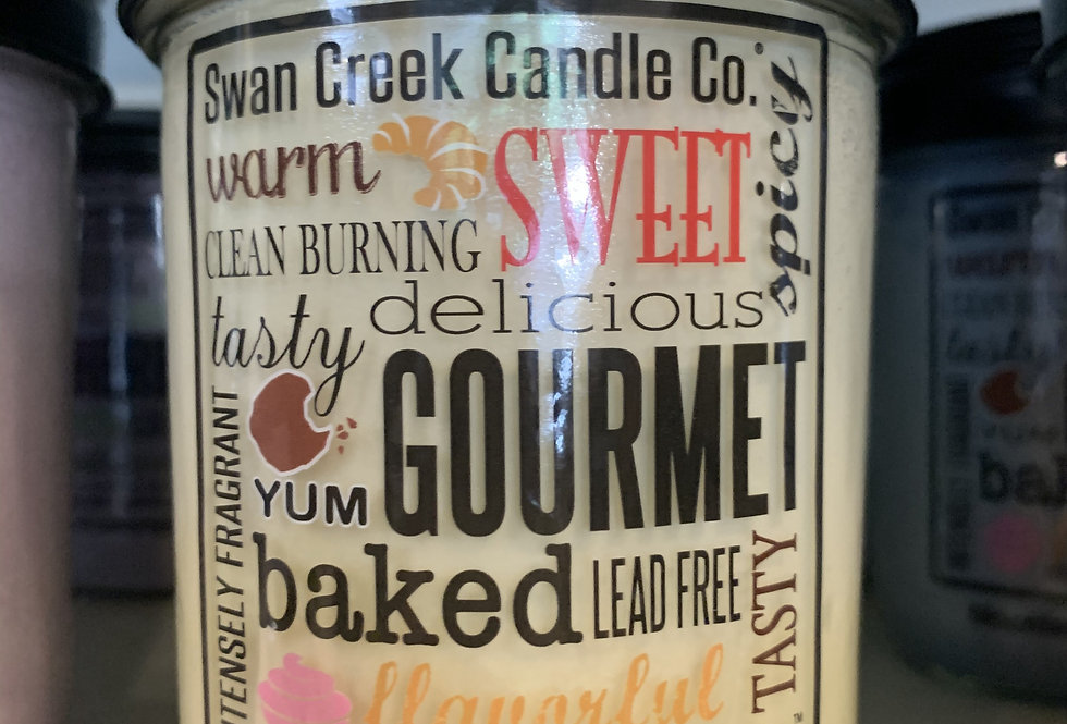 Honey Soaked Apples Candle 12oz