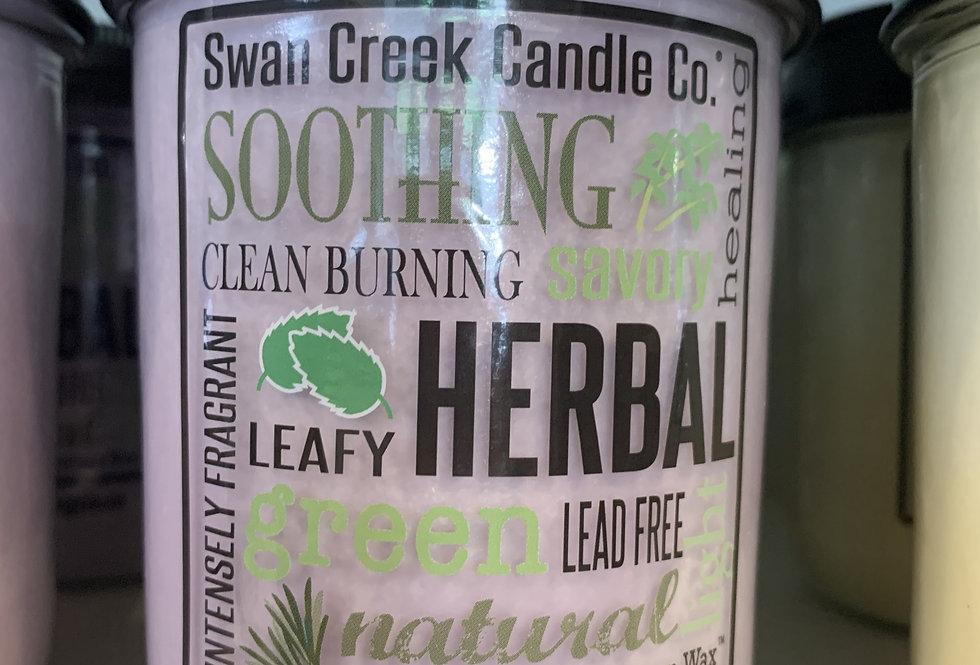Lavender & Lemongrass Candle 12oz