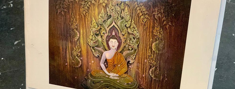 Thai Art Card (Chiang Mai)