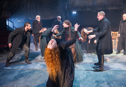 The Crucible Old Vic 2014