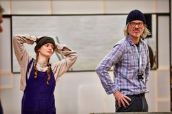 National Theatre Rehearsals