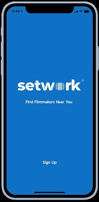 Setwork App