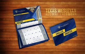 Texas Wesleyan Alumni Calendar