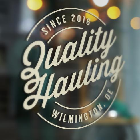 Quality Hauling Logo