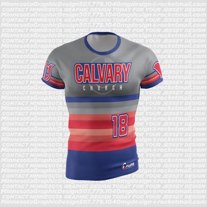 Men's Softball Jersey