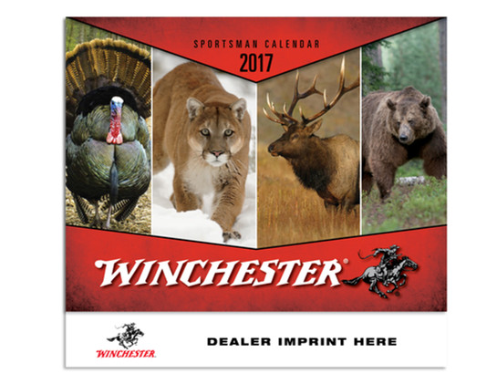 Winchester Sportsman Calendar
