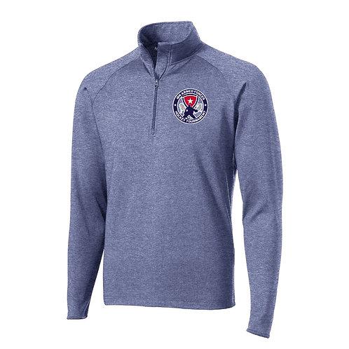 Sport-Tek - Sport-Wick Stretch 1/2-Zip Pullover - Men's