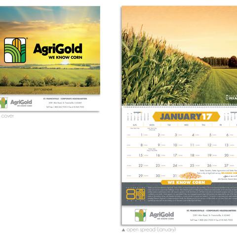 AgriGold Dealer Calendar