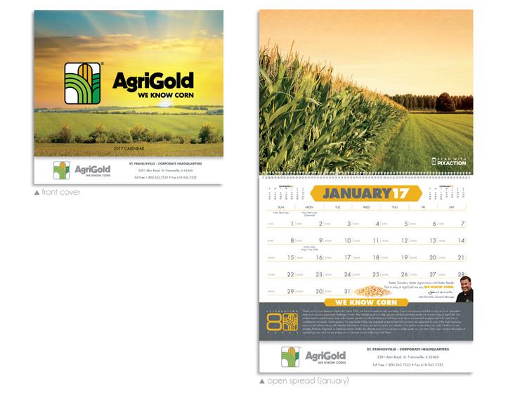 AgriGold Calendar