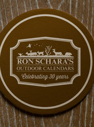 Ron Schara Outdoor Calendar Logo