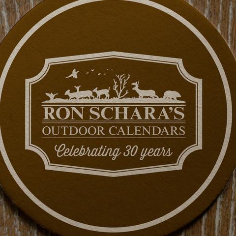 Ron Schara's 30th Anniversary Logo