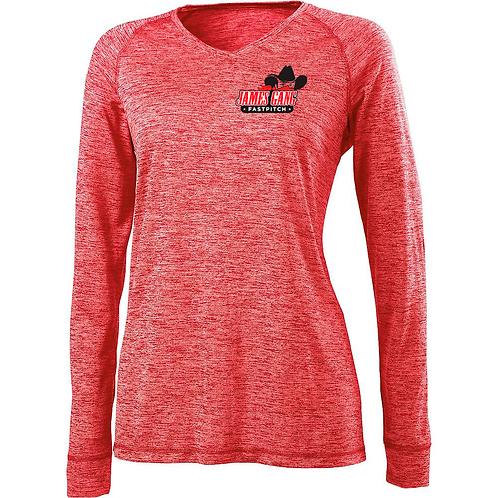 Electrify 2.0 V-Neck Shirt LS - Women's