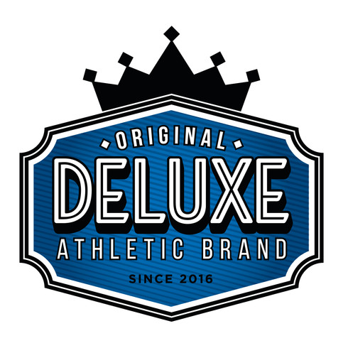 Deluxe Athletic Brand T-Shirt Design