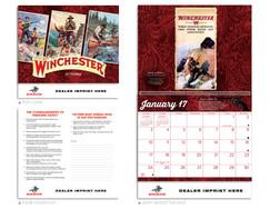 Winchester Dealer Calendar
