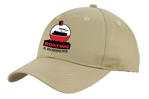 Boating and Bobbers - Twill Cap