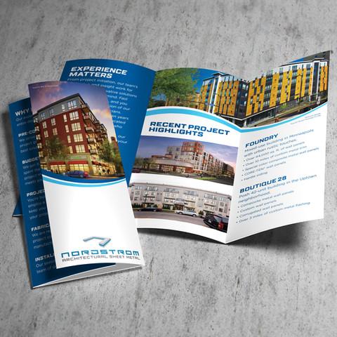 Nordstrom Metal Brochure