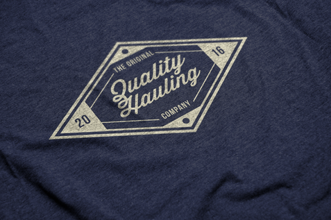 Quality Hauling Logo V2
