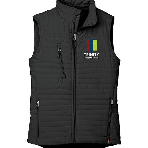 Storm Creek Ladies Quilted Thermolite® Vest (Katrina)