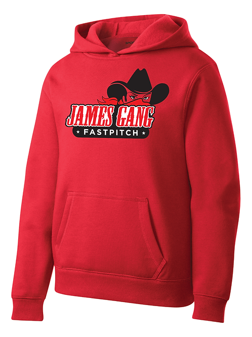 Pullover Hooded Sweatshirt - Youth