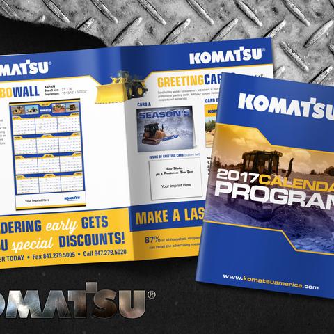 Komatsu Brochure