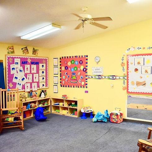 Monkey 🐒 Classroom_Older infants - appx
