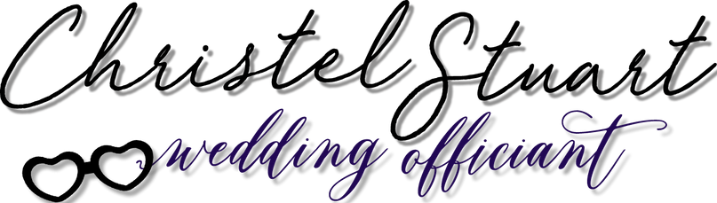 Christel Stuart - Wedding Officiant logo