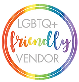 LGBTQ+ Friendly Weddng vendor