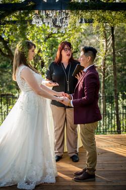 Red Ridge Receptions Wedding
