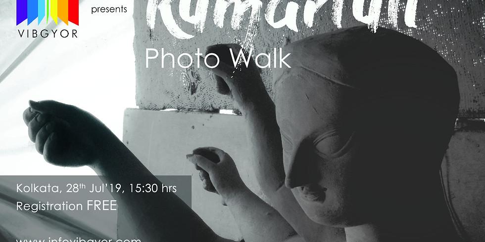 Kumartuli Photowalk