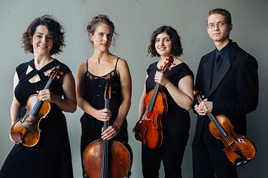 New York City Innocenti Strings quartet