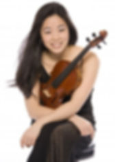 One of our violinist from Innocenti Strings, beautiful violin player, violin model