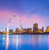 St. louis downtown  at twilight in USA.jpg