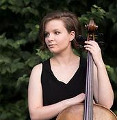 Cellist Maggie Chafee