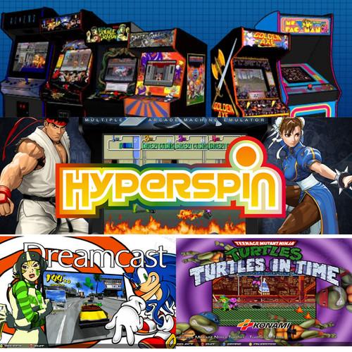 Hyperspin 4TB External Drive Setup | Retro