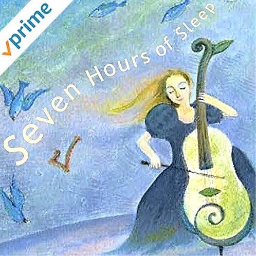 "AROMATICA CD ""Seven Hours of Sleep"""