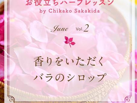榊田千佳子の定期コラム。ヴェーダヴィ公式インスタグラムで始まりました。vol.2