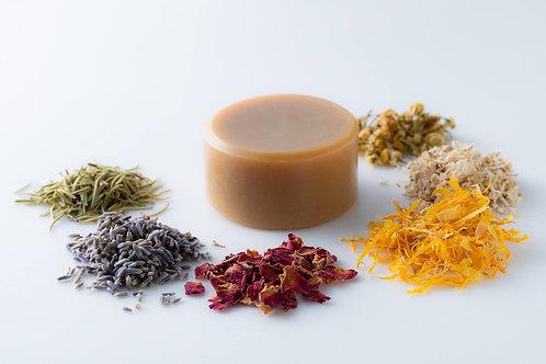 6 herbs・ハーブティー石鹸