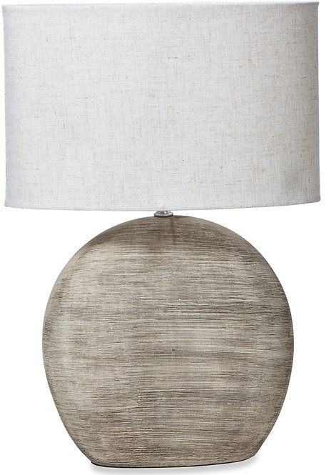 Gale Table Lamp Grey