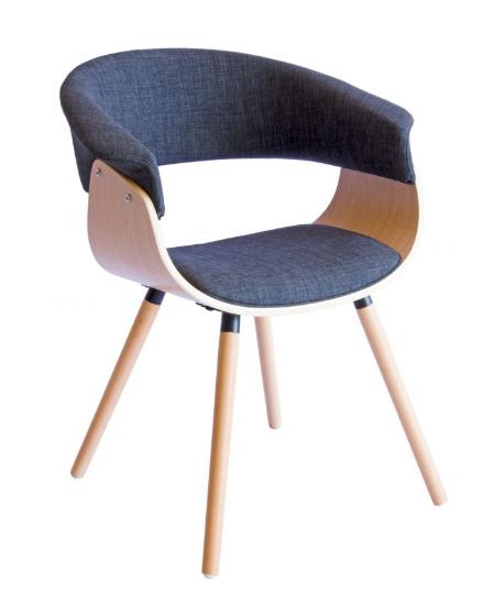 Jermery Chair charcoal