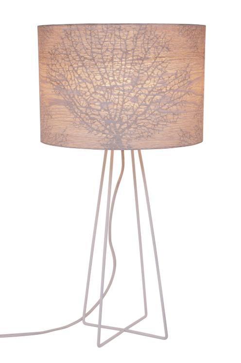 Fan Coral Lamp 54x28cm