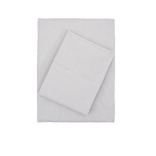 Chantel Sheet Set Light Grey