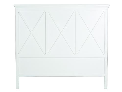Mantel Headboard white