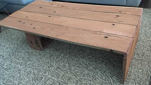 Jetty Timber Coffee Table
