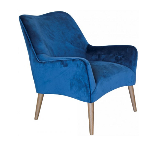 Cassie Chair blue